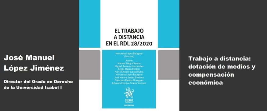 Portada del libro en el que participa José Manuel López Jiménez