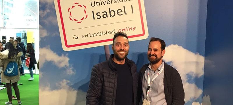 La Universidad Isabel I y la Unión Federal de Policía (UFP) firman un convenio de colaboración