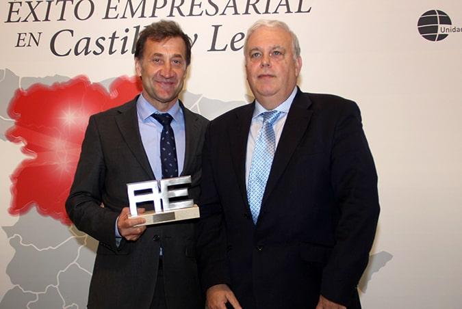 La Universidad Isabel I, recibe el Premio Creación de Empleo de Actualidad Económica
