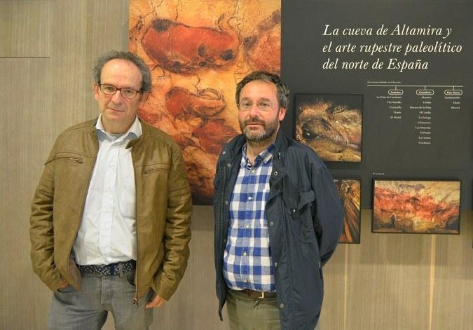 Andoni Tarriño y Marcos García-Diez