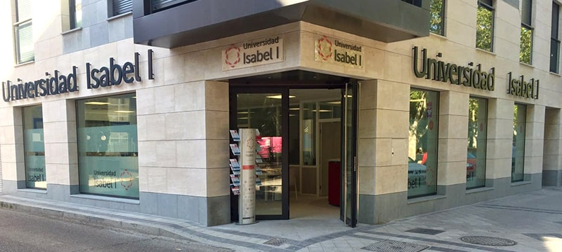 La nueva delegación de la Universidad Isabel I en Valladolid
