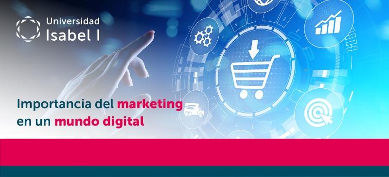 Webinar Internacional Universidad Isabel I. Vicente Badenes. Webinar  del Máster en Marketing Digital