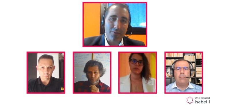 Webinar PRL ponentes