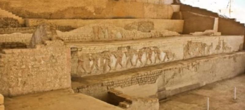 Yacimiento de pirámide prehispánica que estudiará el profesor Ortega.